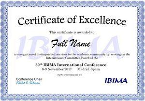 32nd IBIMA Conference | International Business Information
